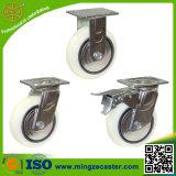 Hochleistungsmaschinen-Fußrollen-Räder