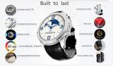 3G pantalla redonda Smartwatch con WiFi y el monitor del ritmo cardíaco