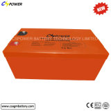 12V250ah Deep Cycle AGM Battery für UPS Invertor und Solar