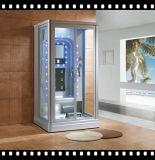 贅沢な蒸気のシャワー室