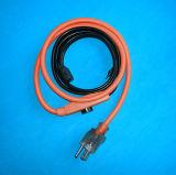에너지 절약 보온장치를 가진 PVC 수관 난방 케이블