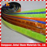 Fita reflexiva Prismatic do PVC da intensidade elevada micro