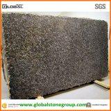 Luxuriöser Meteorus Granit für Gegeneitelkeits-Möbel-Oberseiten