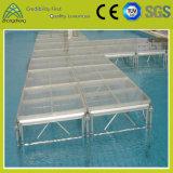 Fase acrilica portatile esterna di evento di evento di alluminio di prestazione