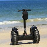 Uno mismo de dos ruedas que balancea la motocicleta eléctrica del carro de la vespa eléctrica