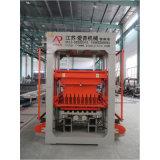 Bloque automático hidráulico de capacidad media del ladrillo de China que hace la máquina