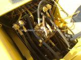 Excavatrice hydraulique utilisée de KOMATSU PC220-6 d'excavatrice de chenille