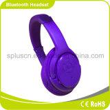 De populaire Hoofdtelefoon van Bluetooth van de FM van het Punt Ideale Correcte met Mic BR het Kostuum van de Functie van de Lezer van de Kaart voor de Telefoon/MP3 van de Cel