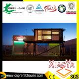 Casa pré-fabricada chinesa do contentor