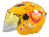 専門のOpen Face ScooterかMotorbike/Motorcycle Helmet (OP203)