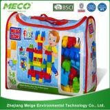 박판으로 만들어진 비 길쌈된 장난감 저장 포장 부대 (MECO1118)