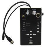 Vider et siffler l'appareil-photo d'inspection avec le cadre de DVR/Locating/Control