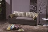 ホーム家具ファブリックソファーベッドの居間のソファーセット