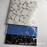 Comitato impermeabile materiale del PVC della decorazione domestica notevole (RN-153)