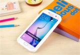 Het Geval van de Telefoon van het Silicone van de Stijl van de Streep van de Toebehoren van de telefoon voor iPhone 6 plus (xsp-012)