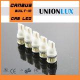 Indicatore luminoso di sintonia dell'automobile LED dei ricambi auto T10 3014 SMD LED