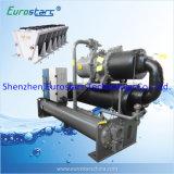 ヨーロッパデザイン水スリラーの乾燥したクーラーねじ水によって冷却されるスリラー