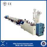 Cadena de producción del tubo del HDPE del LDPE del PE