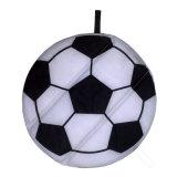 Amortiguador plegable del estadio del amortiguador de asiento de la forma del fútbol