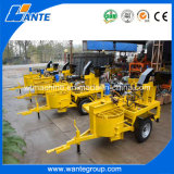 Wt1-20m Interlocking Brick Making Plant/Brick Machine com Mixer