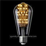 Dimmable 3W Vintage LED Edsion Bulb St64