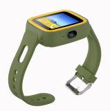 Braccialetto Emergency dell'inseguitore di GPS dell'allarme di SOS che posiziona la vigilanza astuta dei bambini