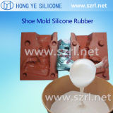 Liquid Shoe Mold Making Silicone Rubber