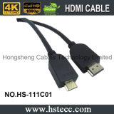 30AWG Fast Delivery 1.4V 2.0V Mini HDMI Cable