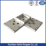 Aluminiumautomobil CNC-maschinell bearbeitenbefestigungsteile für Ersatzteile