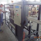 Chaîne de production de tube de PVC avec la double boudineuse à vis