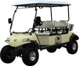 Veículo elétrico da caça, 4 assentos com cesta