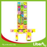 Structures d'intérieur de jeu de thème de sucrerie avec le modèle personnalisé
