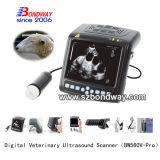 varredor portátil do ultra-som do veterinário 4D Doppler para animais de estimação