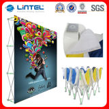 Фон Display Stand Advertizing Pop вверх Display ткани (LT-09L2-A)
