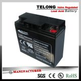 bateria acidificada ao chumbo recarregável de Amg da recolocação 12V12ah para o UPS
