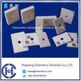 92%, fodera di ceramica dell'allumina saldabile di 95% per l'ambiente a temperatura elevata