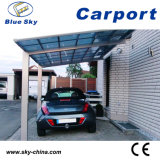 Carport di alluminio del tetto durevole residenziale del policarbonato (B-800)