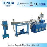 단 하나 나사 밀어남 기계 생산 라인을 알갱이로 만드는 Tsh-30 PVC 물자