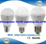 USD4.86/PC (YAYE-GDLB12WA)를 가진 Yaye CE/RoHS Approval SMD5730 E27 12W LED Bulb/E27 LED Bulb Lamp