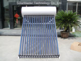 Chaufferette solaire de caloduc