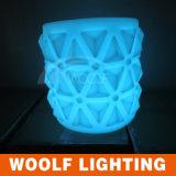 Glühende Stab-Möbel des Nachtklub-Stuhl-LED