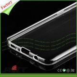 Cas transparent de téléphone mobile de TPU pour la galaxie S7 de Samsung