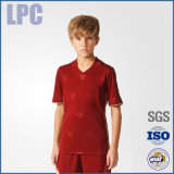 Poliéster New Sewing Technique Children Basketball Jersey