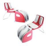 Diseño especial plegable silla de masaje para el masajeador de pies