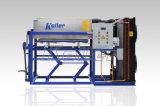 인간적인 소비를 가진 자동 얼음 구획 기계 1.5 톤