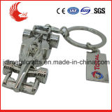 La stampa promozionale personalizzata ha impresso 3D i dadi Keychain