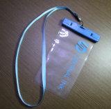 2016 het Nieuwe Kleurrijke Droge Geval van de Telefoon van pvc Waterdichte Mobiele (YKY7300)