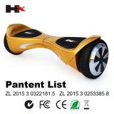 Samsung電池6.5が付いているHxの製造業者の電気自己のバランスをとるスクーター8 10 UL2272証明書が付いているインチ2の車輪Hoverboard