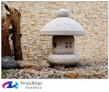 자연적인 화강암 앙티크에 의하여 새겨지는 돌 손전등
