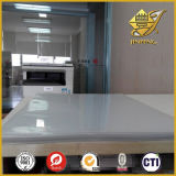 915 * 1830mm feuille rigide Super mince PVC transparent
